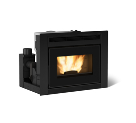 Pellet inserts and fireplaces la nordica extraflame - Stufe a pellet idro nordica extraflame ...