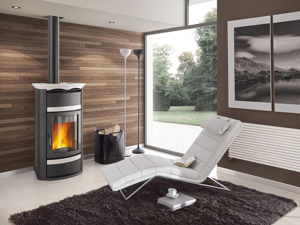 wood stoves norma steel s evo idro dsa la nordica