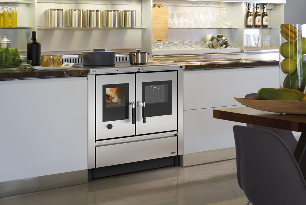 Insertable Wood Burning Cooker