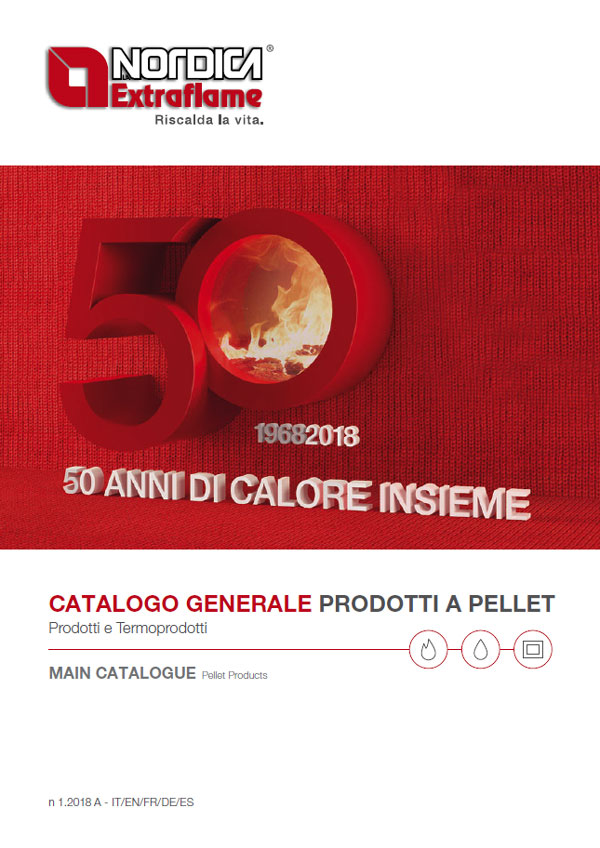 La nordica extraflame download cataloghi - Catalogo stufe a pellet ...