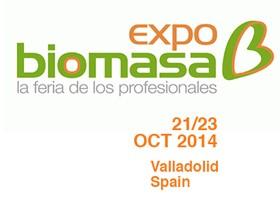 Выставка Expobiomasa 2014