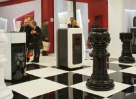 Выставка Progetto Fuoco 2014