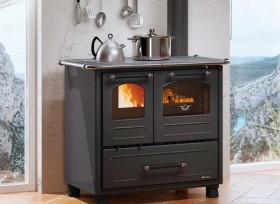 Redécouvrez le goût de la cuisine italienne avec les cuisinières à bois La Nordica-Extraflame