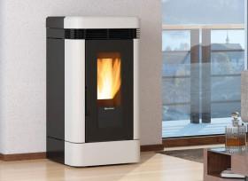 Estufas de pellet canalizadas: calor en cada habitación