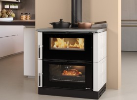 Discover the new woodburning cookers