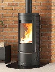 Wood stoves: a way of life and style
