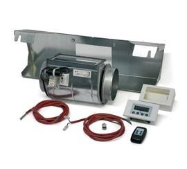Kit ventilazione Focolari