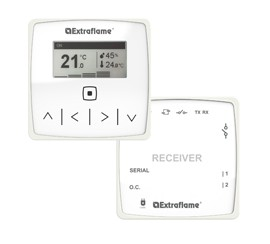 Kit Thermostat Wireless