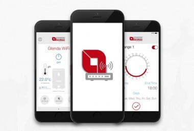 Überwachen Sie Ihren Ofen mit der App Total Control