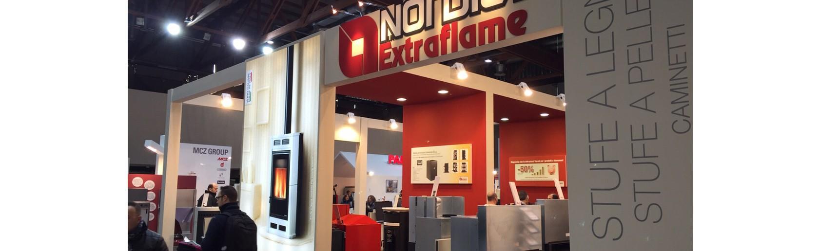 Italia legno energia 2015 la nordica extraflame for Italia legno energia