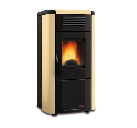 pelletofen 10 2 kw n luft 292m3 viviana plus pergament nordica extraflame ebay. Black Bedroom Furniture Sets. Home Design Ideas